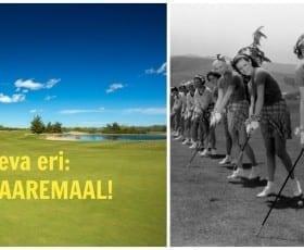 Ava golfihooaeg 2017 Saaremaal!