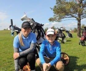 2016 Premia Noortesari startis Saaremaa Golfiklubi noortele edukalt