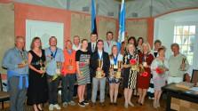 Kuressaare Open 2016 võitjad ühispilt