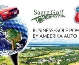 Heategevuslik võistlus BusinessGolf powered by Ameerika Auto kutsub osalema!