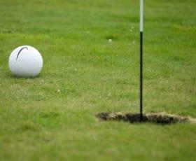 Saare Golf footgolf meeleolukas avamine