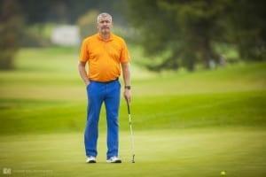 Ahti Niitsoo, Saaremaa Golfiklubi president. Foto: Edmond Mäll