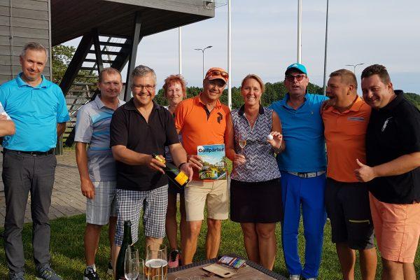 HIO Anneli Nordström Lundqvist ja Saaremaa Golfiklubi
