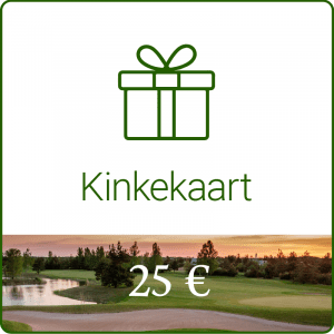 Saare Golf Kinkekaart25