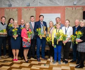 Päikeseline Kuressaare Open 2018