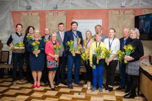 Kuressaare Open 2018 võitjad