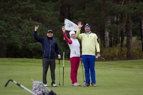 Saaremaa Golfiklubi hooajalõpp